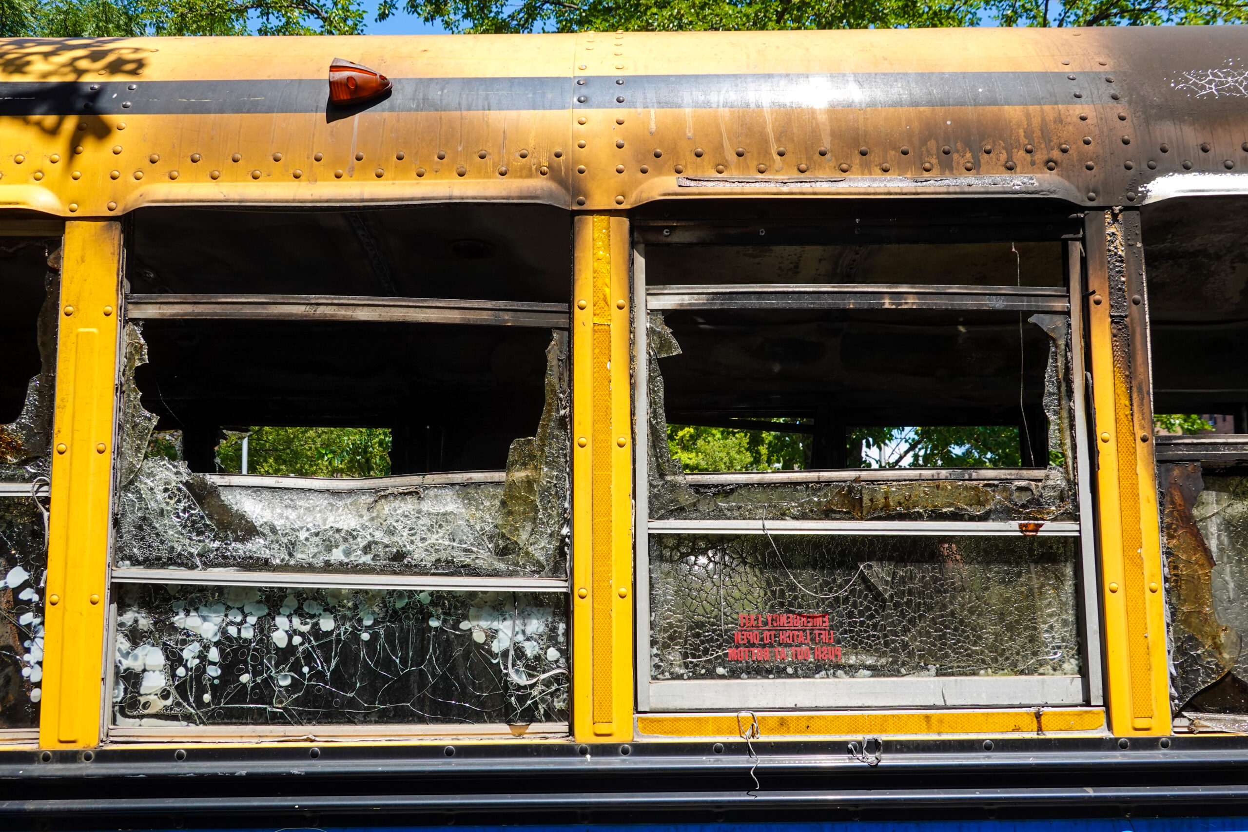School Bus Fires are an Ever-Present Risk